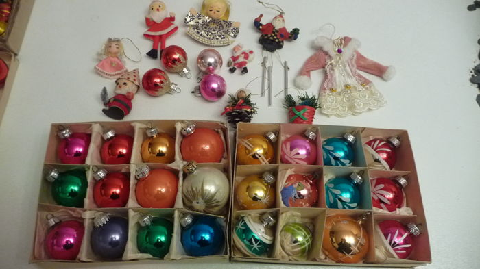1970 Christmas Ornaments Poetry Katherine Gotthardt