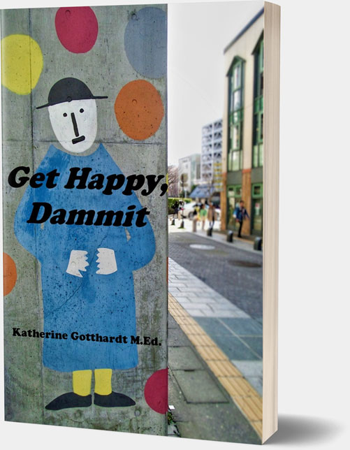 Get Happy Dammit Cover